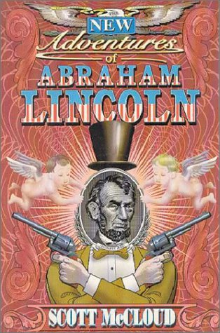 The New Adventures of Abraham Lincoln cover
