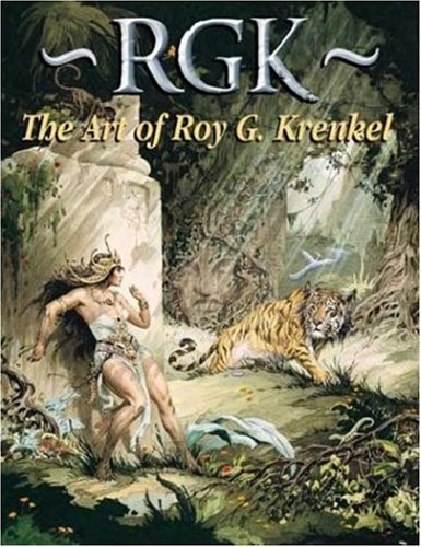 RGK THE ART OF ROY G KRENKEL PB