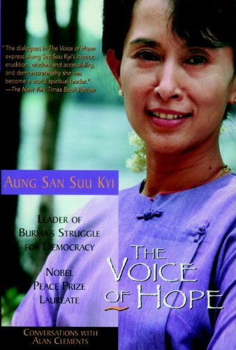 Voice of Hope: Conversations with Alan Clements, Aung San Suu Kyi