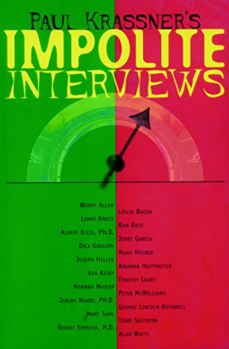 Impolite Interviews, Krassner, Paul