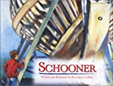 A children's book about how a schooner is built, this new work by celebrated children's author and illustrator Pat Lowery Collins is based on the building of the schooner Thomas E. Lannon in the shipyards of Essex, Massachusetts, a few years ago. Collins, who witnessed the construction and took hundreds of photographs to study it, translates the story into an imaginary boy's diary, illustrated by Collins's evocative oils.