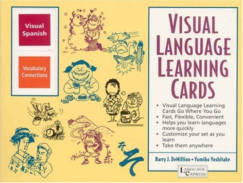 Visual Spanish Vocabulary Connections (Language Express Cards) (Cards)