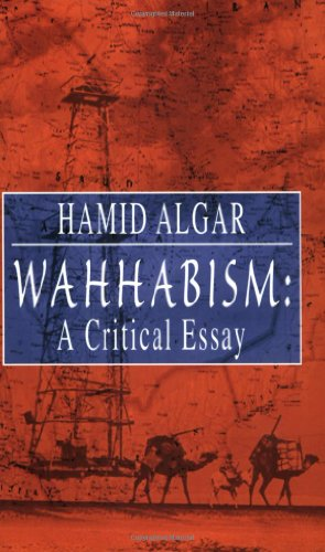 Wahhabism: A Critical Essay by Hamid Algar