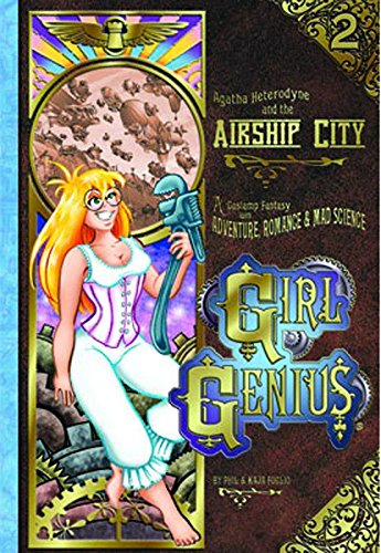 Girl Genius 2 cover