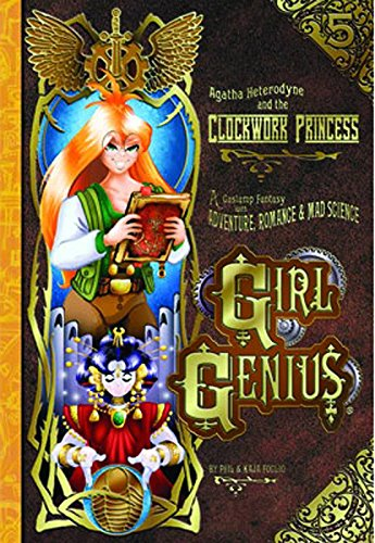 Girl Genius 5 cover