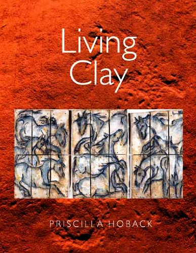 Living Clay, Hoback, Priscilla; Hoback, Pricilla; Last, First