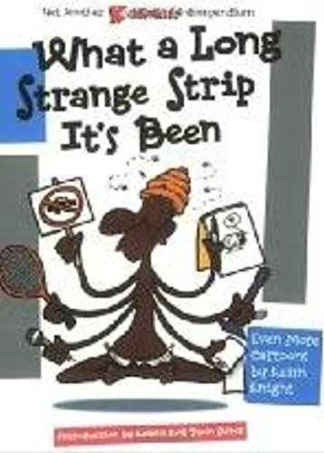What a Long Strange Strip It's Been cover