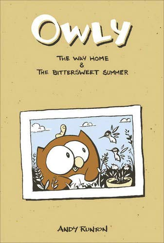 Owly: The Way Home cover