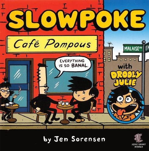 Slowpoke: Café Pompous cover