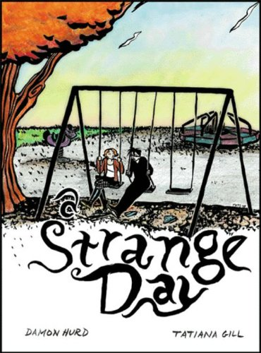 A Strange Day cover