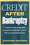 Buy Credit After Bankruptcy: A Step-By-Step Action Plan to Quick and Lasting Recovery after Personal Bankruptcy from Amazon