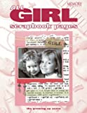 All-Girl Scrapbook Pages