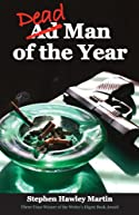 Dead Man of the Year by Stephen Martin