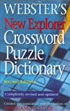 Webster`s New Explorer Crossword Puzzle Dictionary