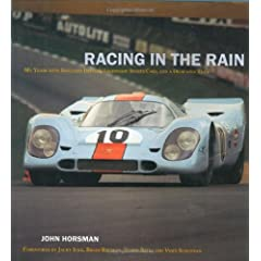 Racing in the Rain: Engineering Victories with Aston Martin, GT40 and Porsche 917