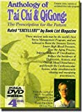 Anthology of T'ai Chi & Qigong: The Prescription for the Future - movie DVD cover picture