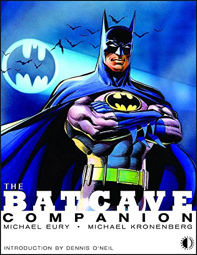 The Batcave Companion cover