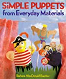cover of Simple Puppets From Everyday Materials