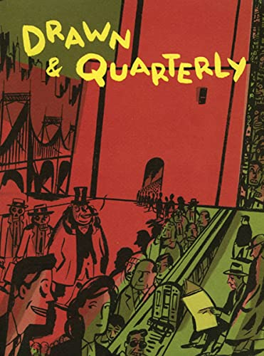 Drawn & Quarterly Volume 5 cover