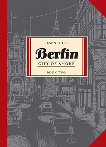 Berlin Book Two, by Lutes, J.