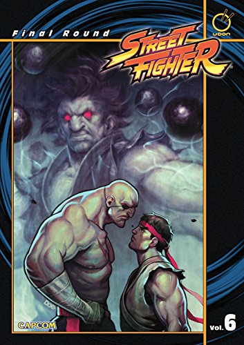Street Fighter, Vol. 6: Final Round