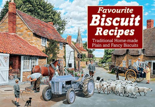 J. Salmon Favourite Biscuit Recipe Book