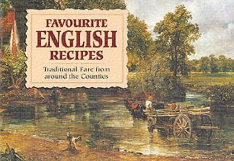 Favourite English Recipes (Favourite Recipes)