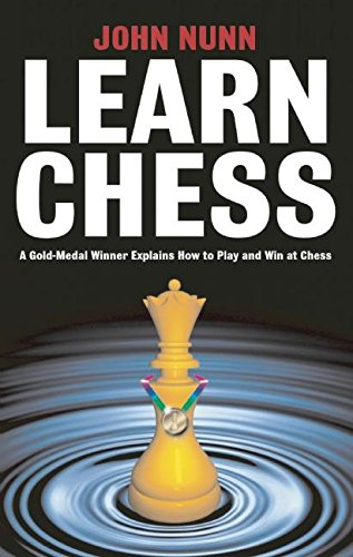 Learn Chess, Nunn, John