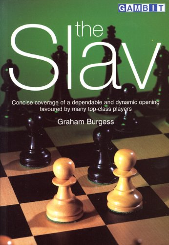 The Slav : Concise coverage of a dependable and dynamic opening favoured by many top-class players