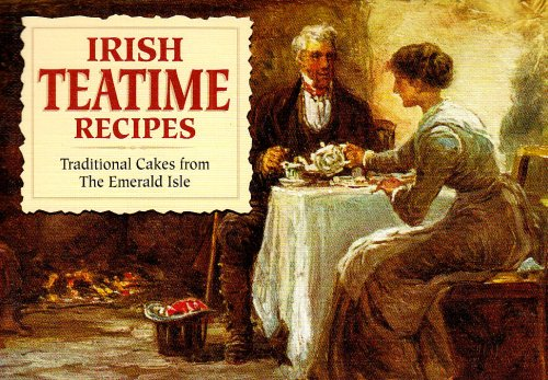 J. Salmon Irish Teatime Recipe Book