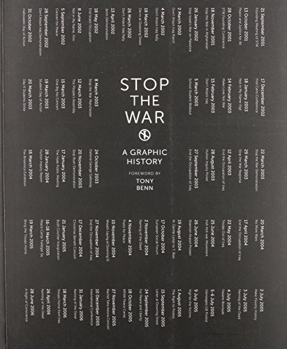 Stop the War: A Graphic History, Gollentz, Marie