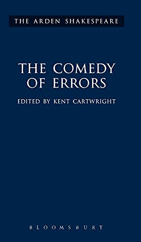 Comedy of Errors (Arden Shakespeare)