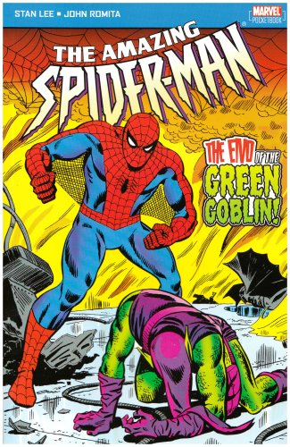 Amazing Spider-Man: The End Of The Green Goblin Cover
