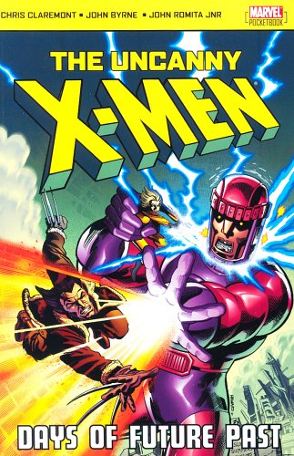 Uncanny X-Men: Days Of Future Past Cover