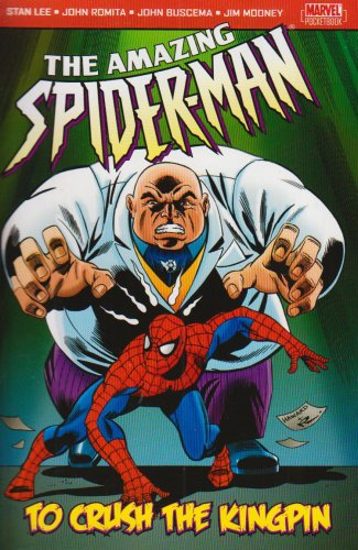 Amazing Spider-Man: To Crush The Kingpin Cover