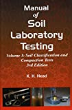Manual of soil laboratory testing | Head, K. H.