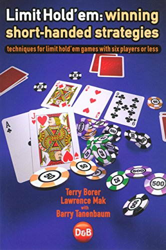 Limit Hold'em: Winning Short-Handed Strategies