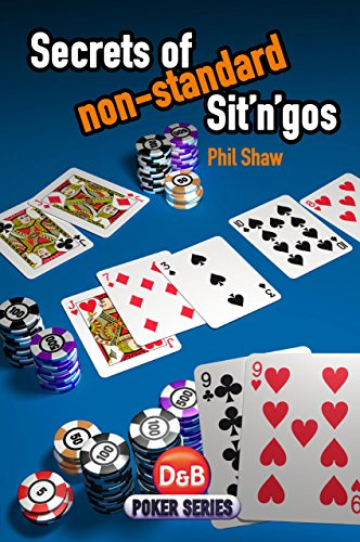 Secrets of non-Standard Sit n gos (D&B Poker)