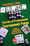 Secrets of Professional Tournament Poker, Volume 1 (D&B Poker Series)