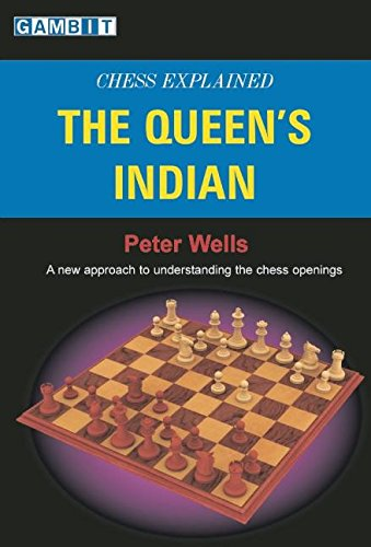Chess Explained: The Queen's Indian (Chess Explained) -- Peter Wells -- Gambit Publications Ltd   2006-06-05
