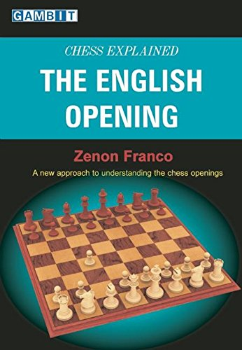 The English Opening (Chess Explained) -- Zenon Franco -- Gambit Publications Ltd   2007-02-28