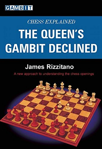 Chess Explained: The Queen's Gambit Declined (Chess Explained) -- James Rizzitano -- Gambit Publications Ltd   2007-10-15