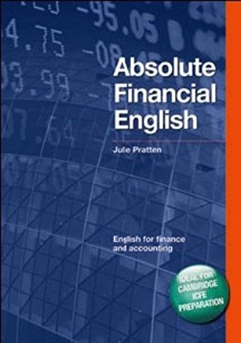 Dbe:Absolute Financial English Book