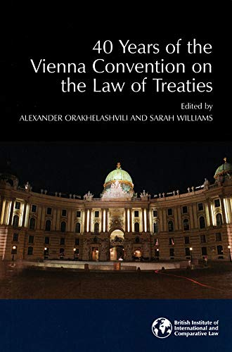 successful article 62 vienna convention law treaties 1969 Bearing in mind the provisions of the vienna convention on the law of treaties of 1969 to the treaty article 62 vienna convention on the law of.