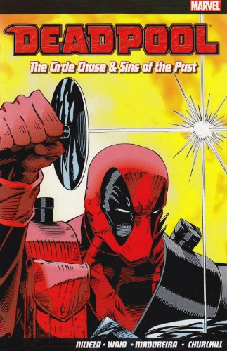 Deadpool Vol. 1 Cover