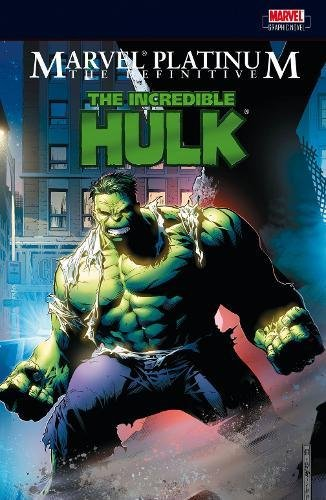 Marvel Platinum: The Definitive Incredible Hulk Cover