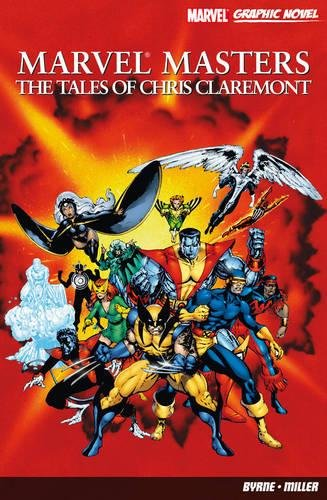 Marvel Masters: The Tales Of Chris Claremont Cover
