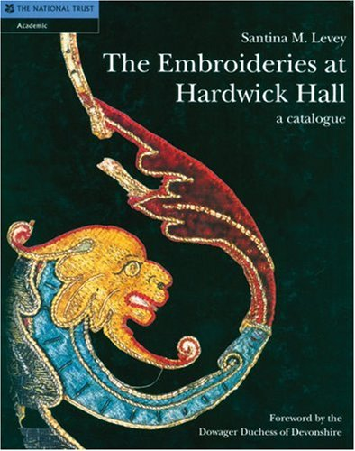 The Embroideries at Hardwick Hall