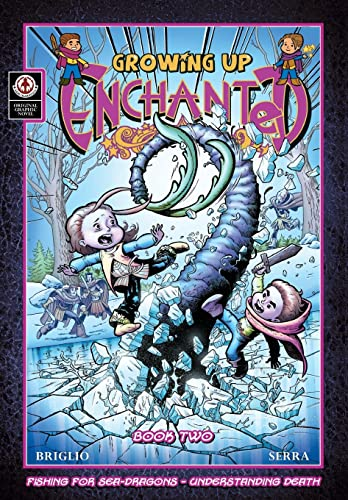 Growing Up Enchanted Volume 2 cover