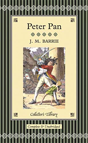 Peter Pan (Collector's Library), Barrie, J. M.